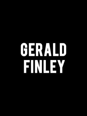 Gerald Finley Poster
