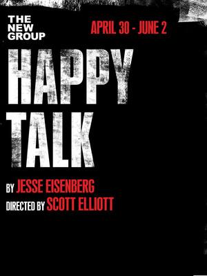 Happy Talk Poster