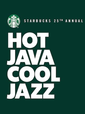 Hot Java Cool Jazz Poster