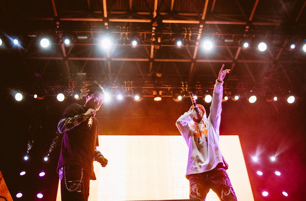Higher Brothers, Regency Ballroom, San Francisco