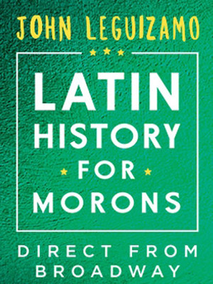 Latin History For Morons at Ziff Opera House