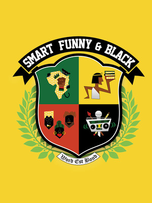 Smart Funny and Black - Hip Hop Culture Edition Poster