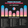 Young The Giant and Fitz and The Tantrums, Santa Barbara Bowl, Santa Barbara