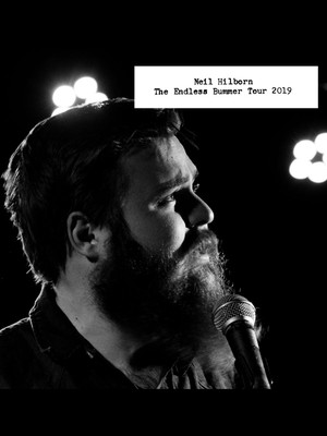 Neil Hilborn at Vaudeville Mews