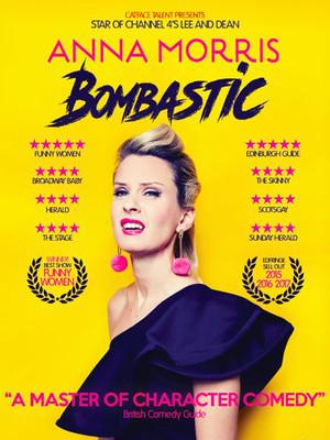 Bombastic Poster