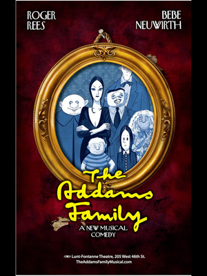 The Addams Family, Herberger Theater Center, Phoenix