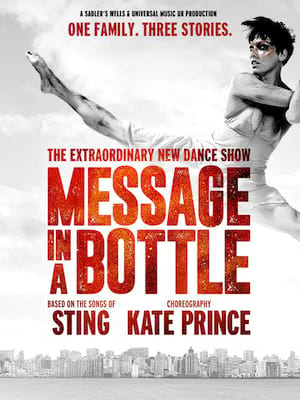 Message In A Bottle at Peacock Theatre