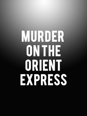 Murder on the Orient Express at Meadow Brook Theatre