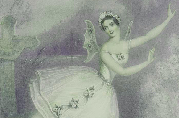 Great Russian Ballet Giselle, Queen Elizabeth Theatre, Vancouver