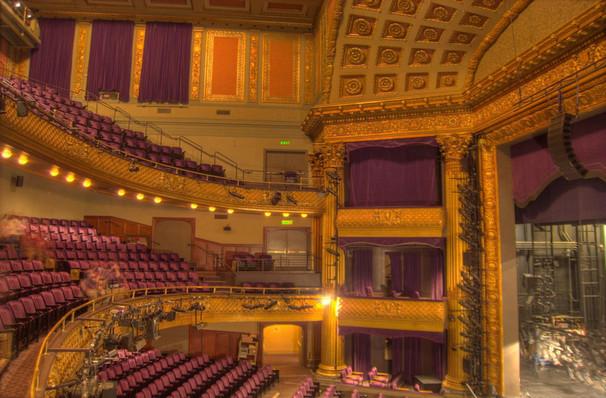 Wakey Wakey, ACT Geary Theatre, San Francisco