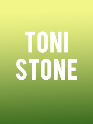 Toni Stone at A.C.T Geary Theatre