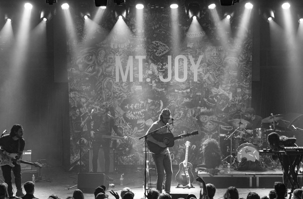 Mt Joy, Wonder Ballroom, Portland