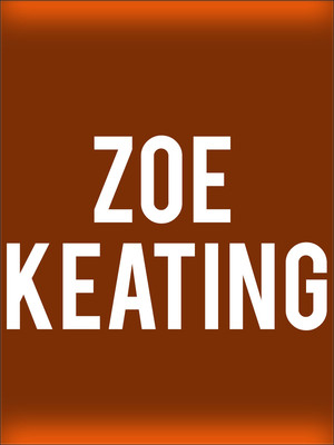 Zoe Keating Poster
