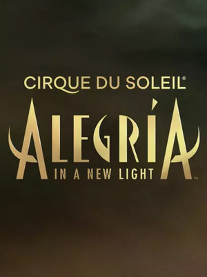 Cirque du Soleil Alegria, Grand Chapiteau at Sam Houston Race Park, Houston