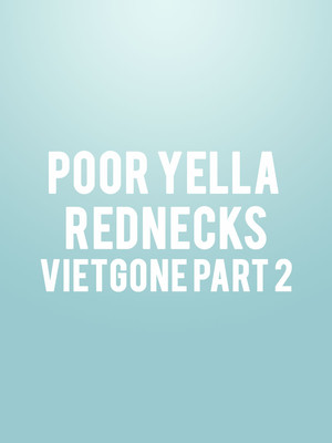Poor Yella Rednecks: Vietgone Part 2 at A.C.T Geary Theatre