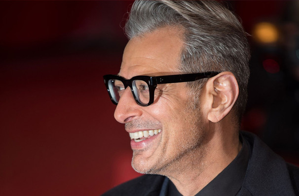 Jeff Goldblum, Annette Strauss Square, Dallas