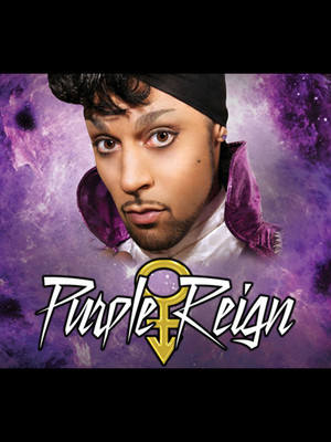 Purple Reign - The Prince Tribute Show Poster