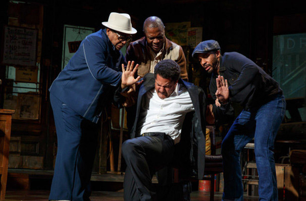 Jitney, Mark Taper Forum, Los Angeles