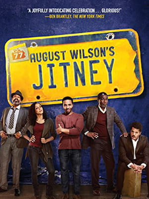 Jitney at Seattle Repertory Theatre
