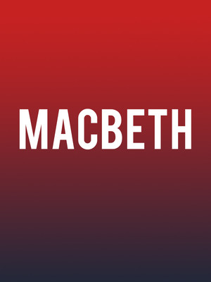 Macbeth at Classic Stage Theater