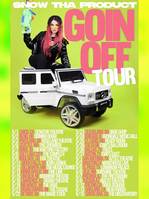 Snow Tha Product at Bourbon Theatre