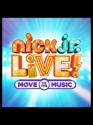 Nick Jr Live, Robinson Center Performance Hall, Little Rock