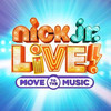 Nick Jr Live, Verizon Theatre, Dallas