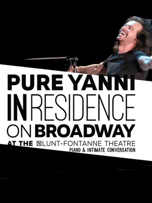 Yanni at Lunt Fontanne Theater