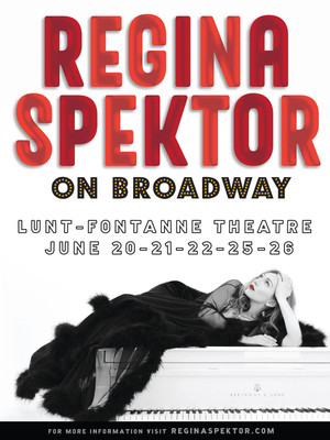 Regina Spektor at Lunt Fontanne Theater