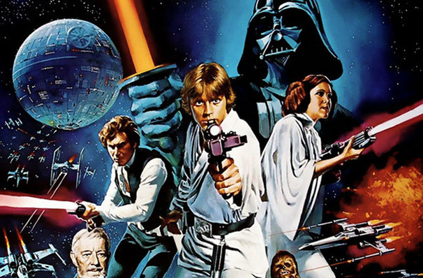 Colorado Springs Philharmonic May the Fourth Be With You, Pikes Peak Center, Colorado Springs