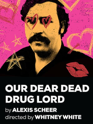 Our Dear Dead Druglord at Second Stage Theatre Uptown - McGinn/Cazale Theatre
