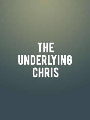 The Underlying Chris at Second Stage Theatre Midtown - Tony Kiser Theatre