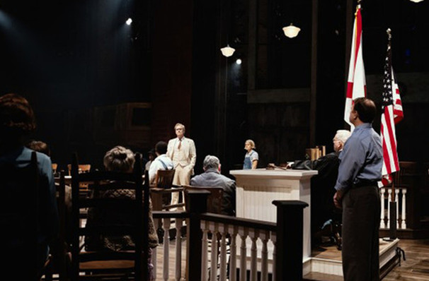 To Kill A Mockingbird, Eccles Theater, Salt Lake City