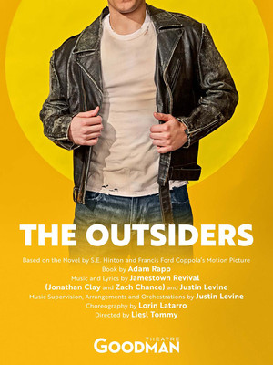 The Outsiders at Albert Goodman Theater