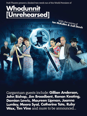Whodunnit (Unrehearsed) Poster