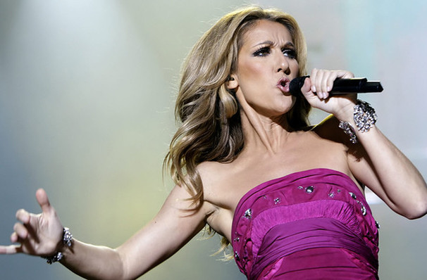 Celine Dion, Tacoma Dome, Seattle