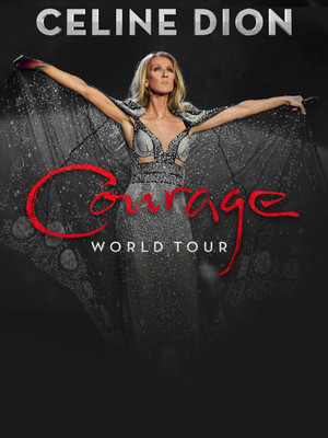 Celine Dion at Fedex Forum