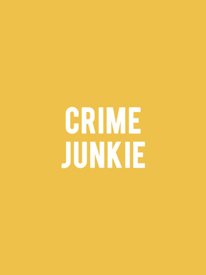 Crime Junkie Podcast Poster