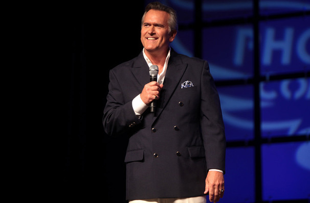 Bruce Campbell, Royal Oak Music Theatre, Detroit