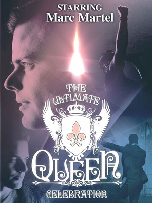 The Ultimate Queen Celebration Poster
