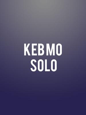 Keb Mo Solo at Paramount Theater