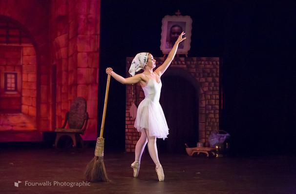 Arizona Youth Ballet Cinderella, MCC Performing Arts Center, Phoenix