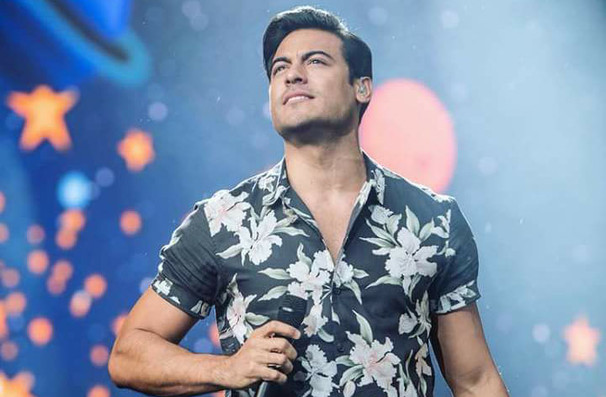 Carlos Rivera, Rosemont Theater, Chicago