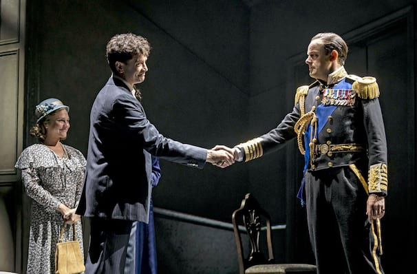 The Kings Speech, Chicago Shakespeare Theater, Chicago