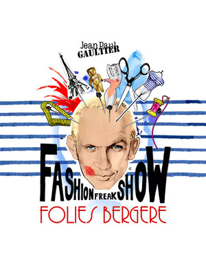 Fashion Freak Show Poster