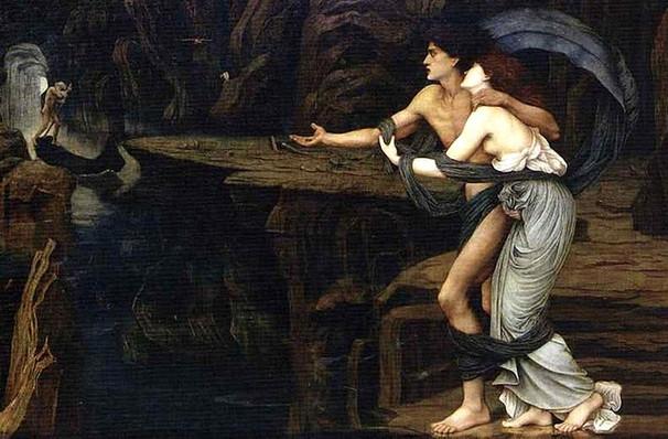 Orpheus Eurydice, London Coliseum, London