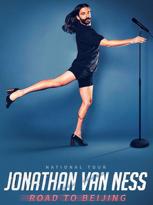 Jonathan Van Ness at Majestic Theatre