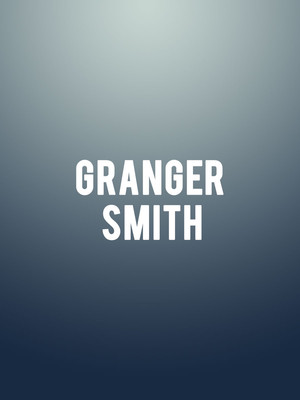 Granger Smith, Sunshine Theater, Albuquerque