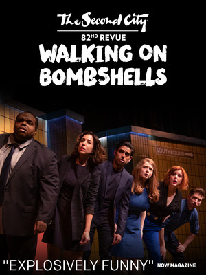 Walking on Bombshells Poster
