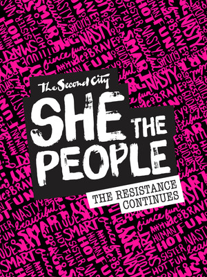 She The People Poster